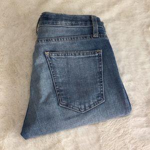 Current/Elliot Light Wash Stiletto Skinny Jean